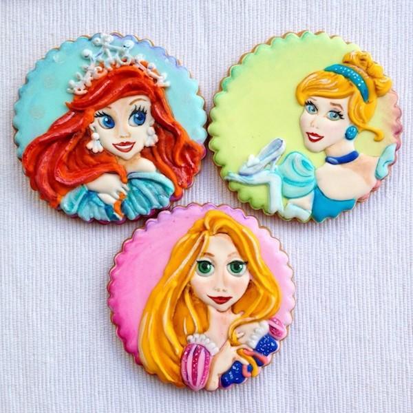 Torte Castello Con Le Principesse Disney