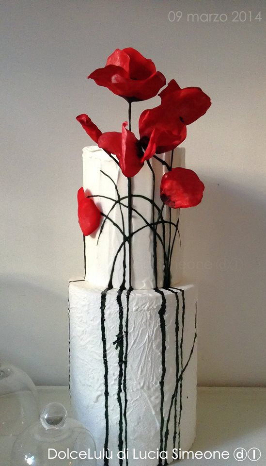 Wafer paper flowers 1