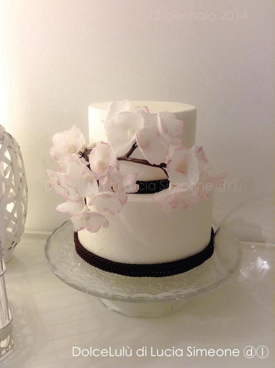 Wafer paper flowers 8
