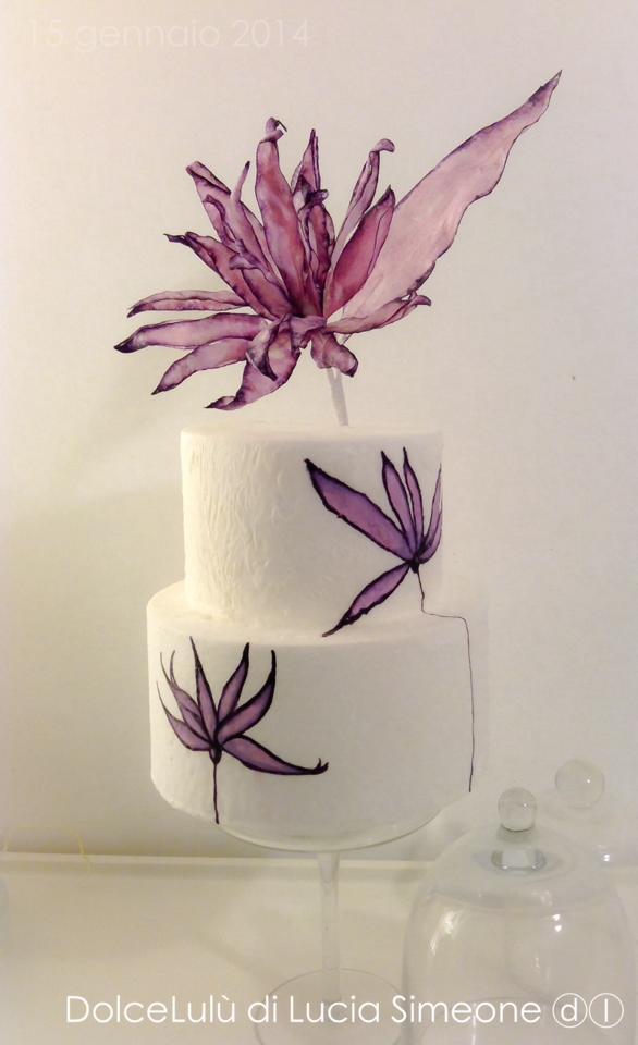 Wafer Paper Flowers Meravigliosi Delicatissimi Fiori Di
