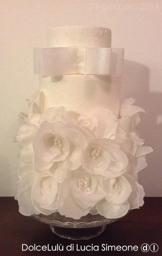 Wafer paper flowers 4