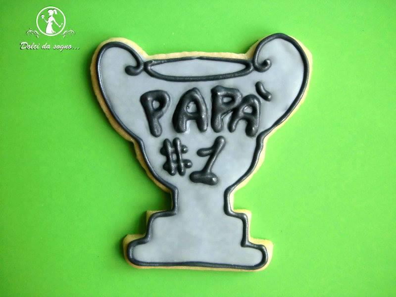 biscotto festa del papà
