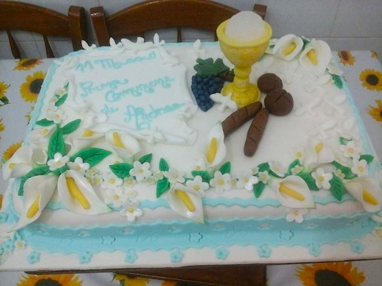 torta prima comunione 12
