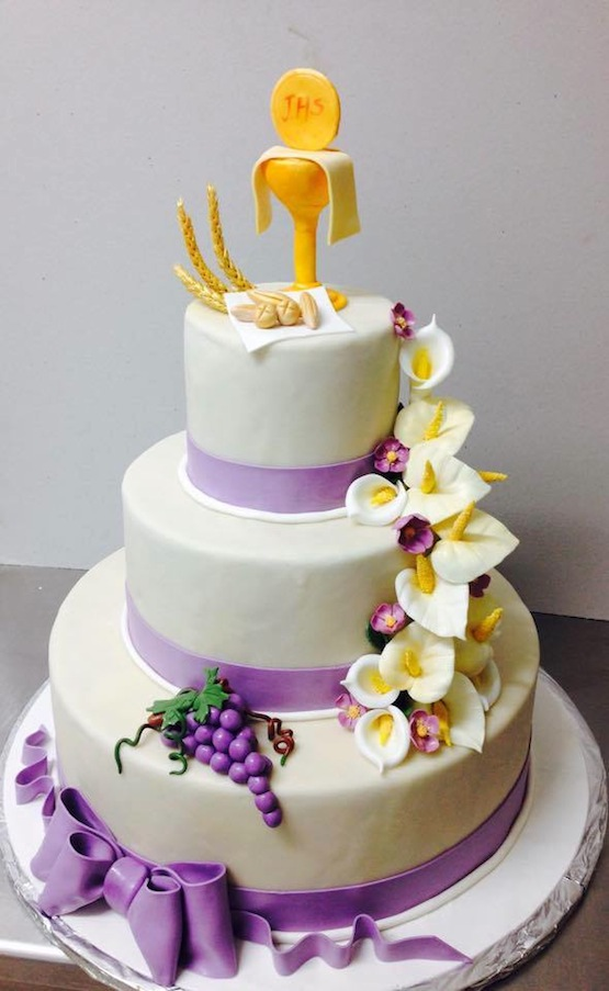 2 torta prima comunione 15