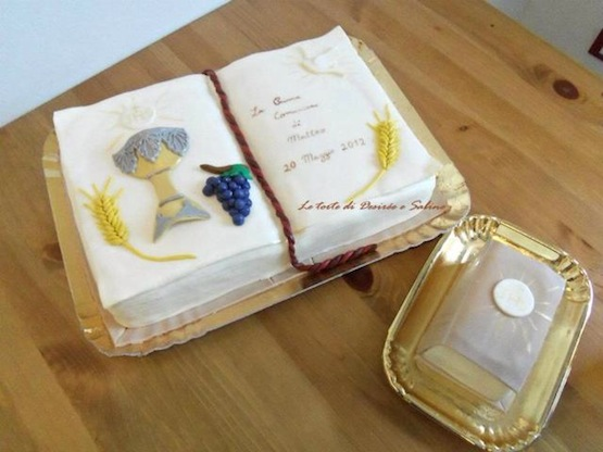 Blitz Cake