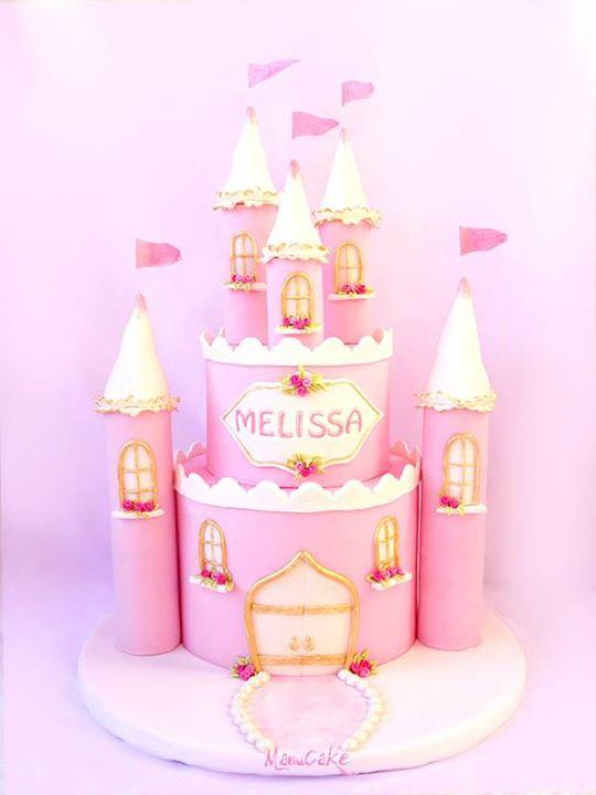 castello principessa rosa