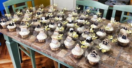 Cupcake Louis Vuitton © Stefania Roberti