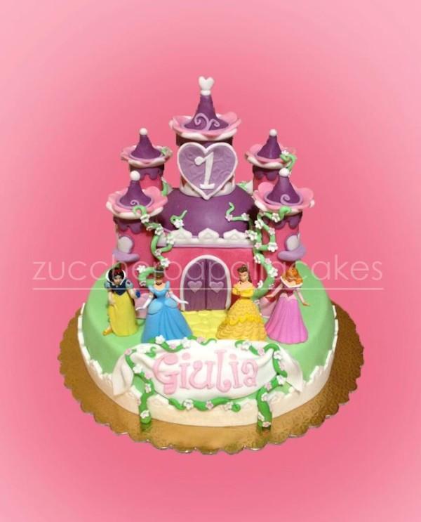 torta-castello-delle-pincipesse