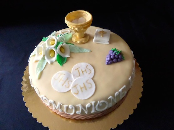 torta-comunione Barbara Cozzolino