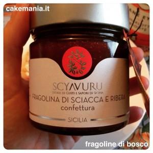 Ora apro questa #confettura di #fragoline di #bosco per #colazione,…