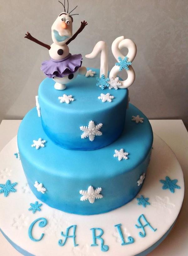 Nancy Cake