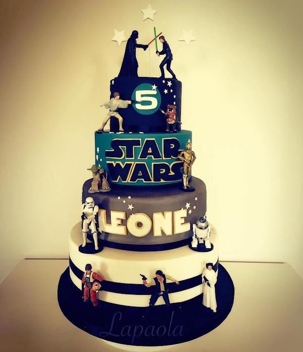 Star Wars Cake Ideas Easy