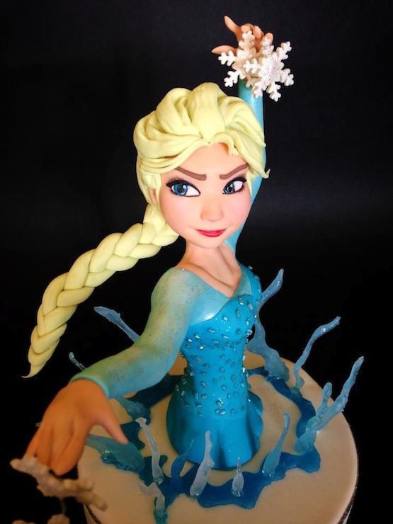 Frozen Movie Cake Pans