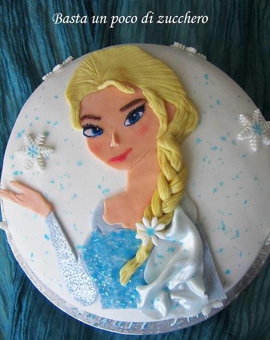 Frozen Figures Cake Toppers Uk