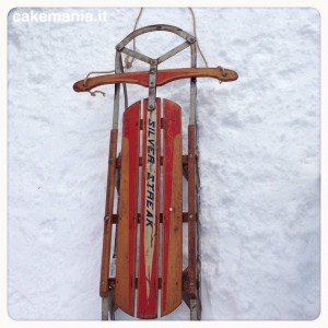 Our very own #Rosebud #sleigh: my brother found this amazing…