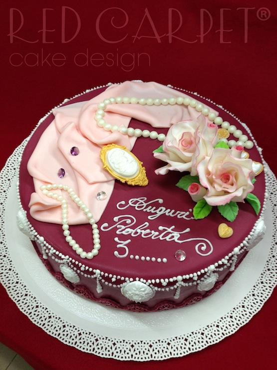 Jewels Cake Design