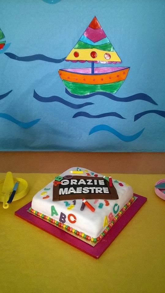 Torta scuola: dolci di cake design per festeggiare la scuola