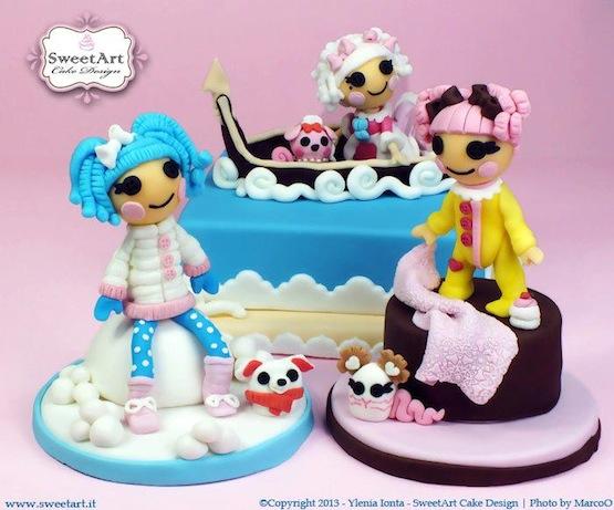 Lalaloopsy Cake Design