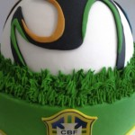 amazing 2014 fifa world cup brazuca cake - brazil world cup ideas-f61333