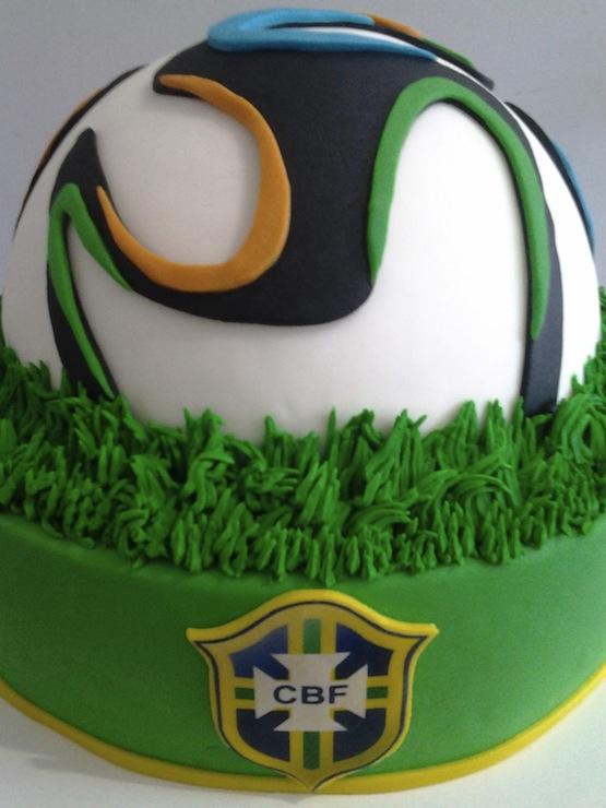 Le 10 Torte Pi 249 Belle Per I Mondiali 2014 Cakemania