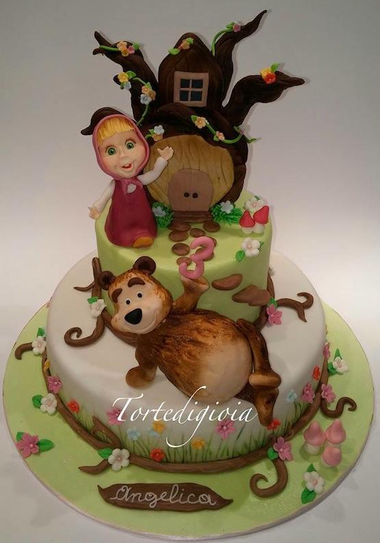 Torte masha orso