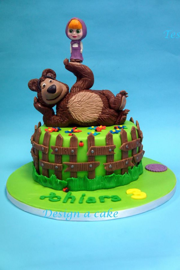 Torte Cake Design Per Bambini Immagini : Torte di compleanno per bambine