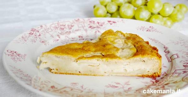 Torta di mele senza zucchero. Photo © Cakemania®