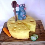 torta ratatouille cake