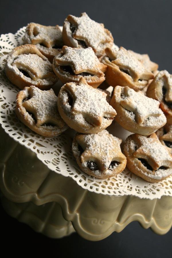 Mince pies inglesi. Photo © Toni Brancatisano