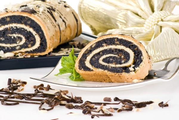 Makowiec ricetta dolce di Natale Polacco
