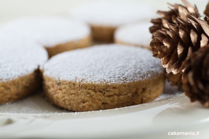 I polvorones spagnoli si mangiano tradizionalmente a Natale. Photo © Cakemania®