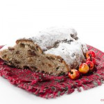 Stollen tedesco. Photo © Federico Casella per Cakemania®