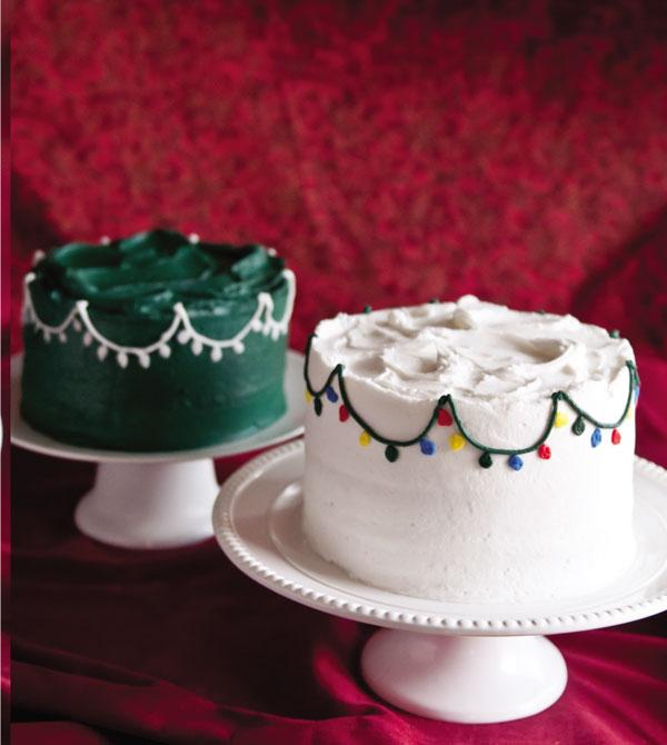 Estratto da Surprise-Inside Cakes di Amanda Rettke, HarperCollins Publishers 2014