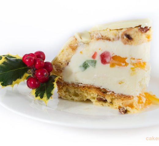 torta gelato di natale