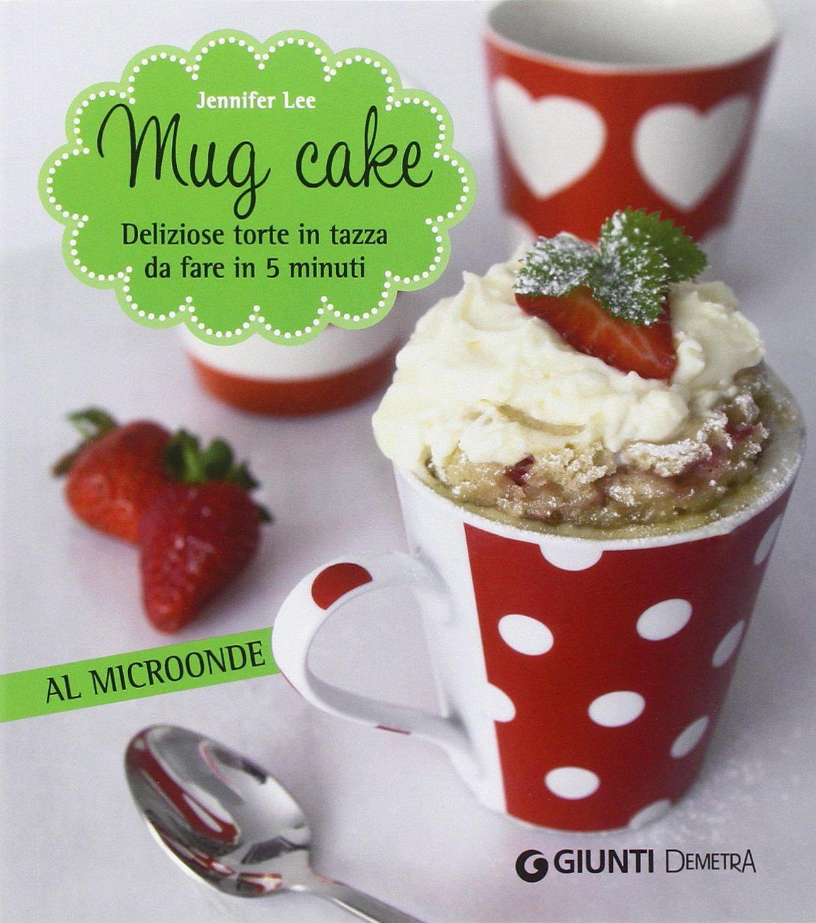 Mug Cake Creme Brulee