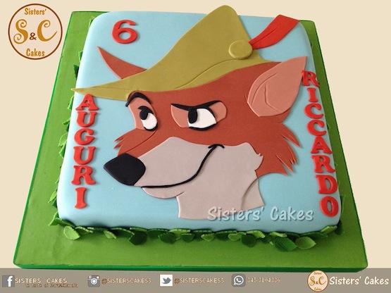 torta robin hood