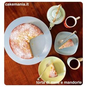 #buongiorno! oggi #colazione con la #torta di #mele e #mandorle:…