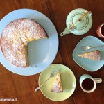 torta di mele senza burro e senza farina colazione