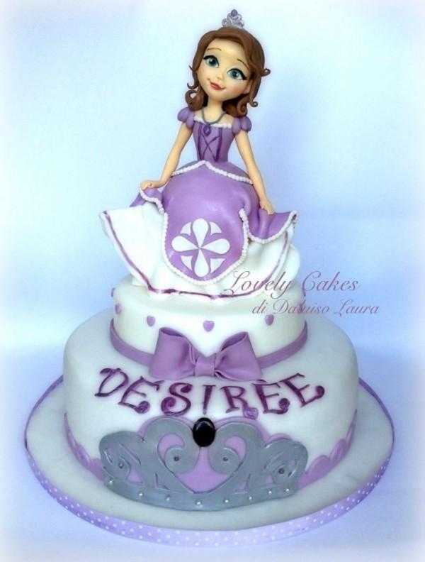 Baby First Birthday Cake Pics