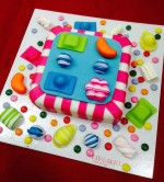 torta candy crush saga cake