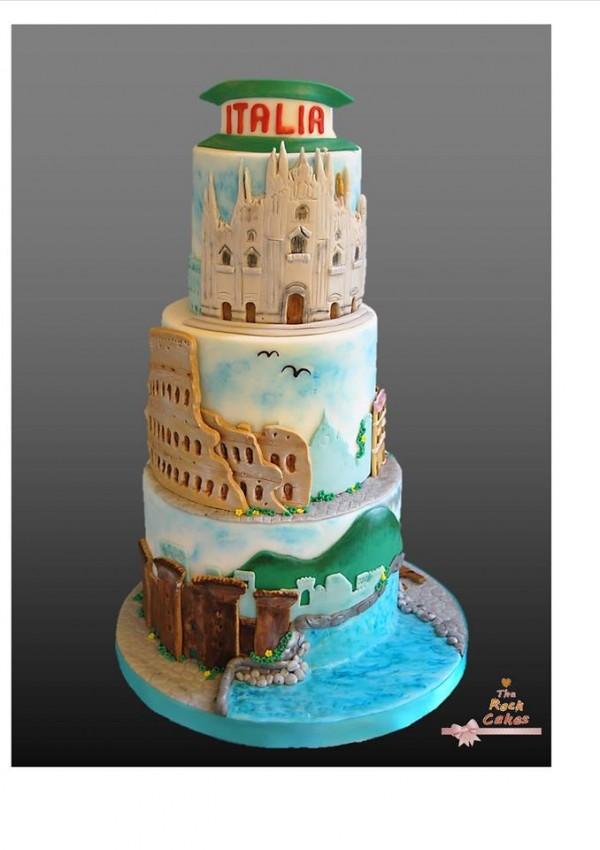 italy cake torta italia
