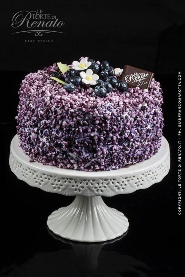 Torta Blueberry – ricetta di Renato Ardovino