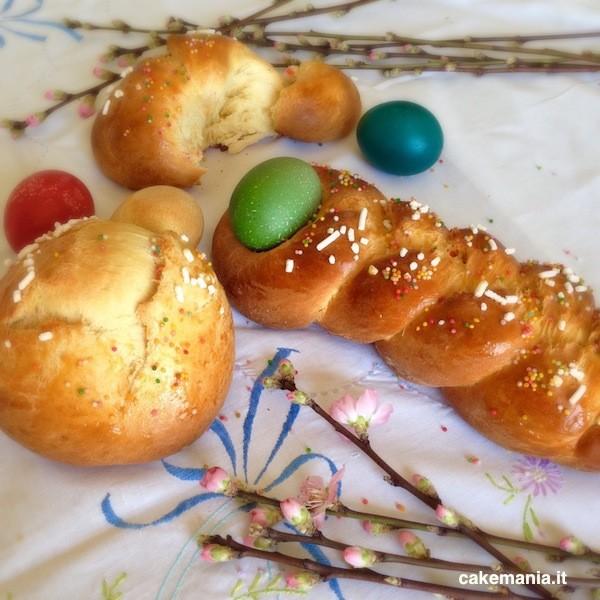 pane di pasqua pinza triestina