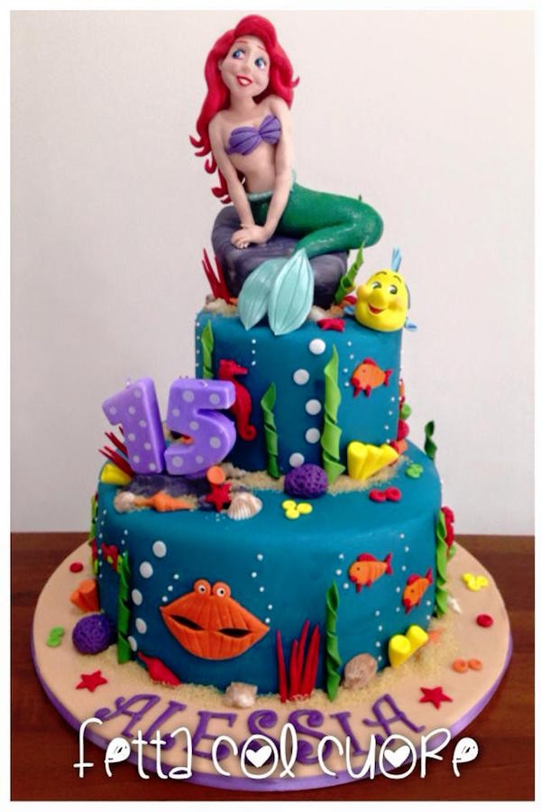 Birthday Cake Disney S