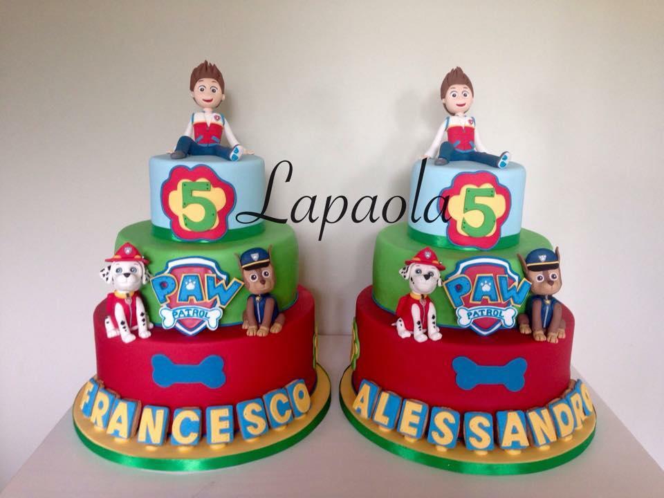 Favorito Torta Paw Patrol: gallery di torte cake design con Paw Patrol QE23