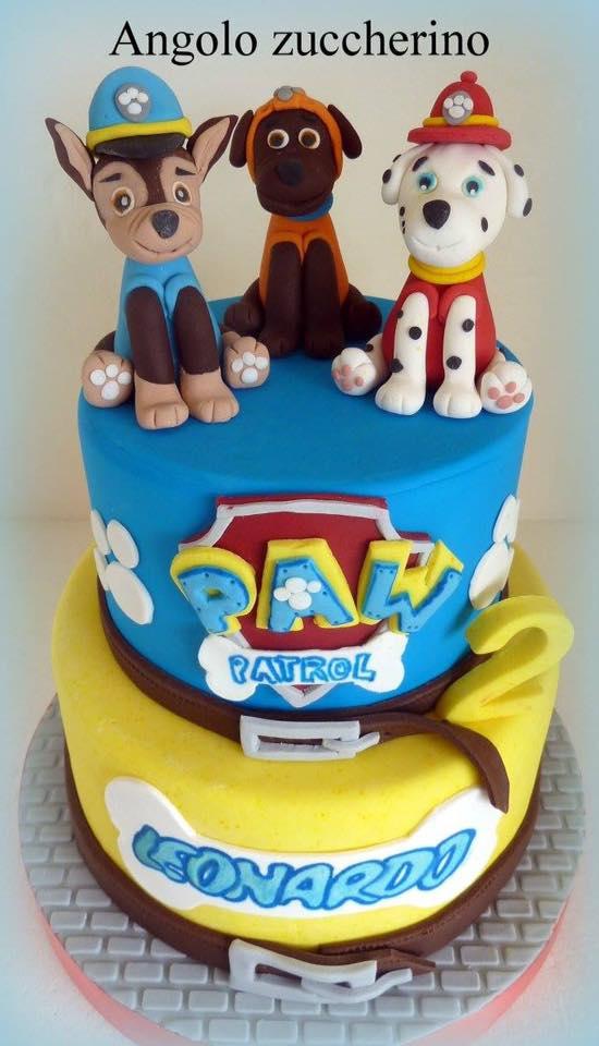 Torta Paw Patrol Gallery Di Torte Cake Design Con Paw Patrol