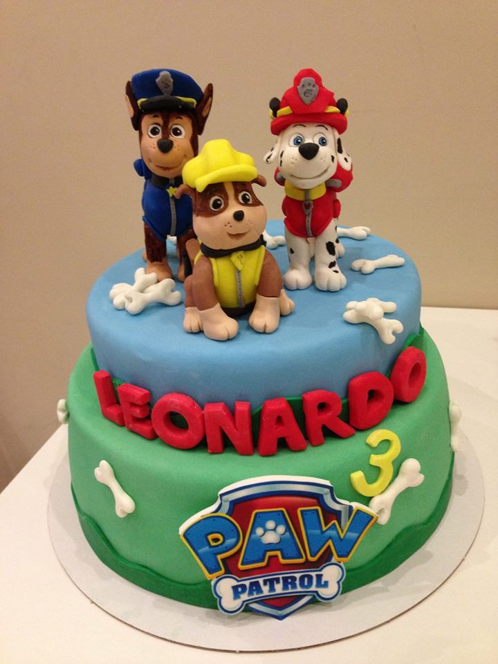 Paw Patrol Cake Toppers Canada