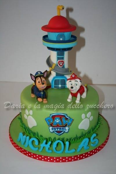 Image Result For Paw Patrol Lookout