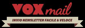 VOXmail, Invio Newsletter Facile e Veloce