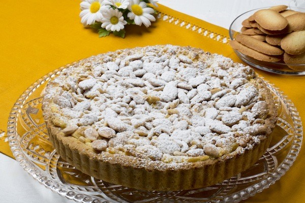 torta della nonna ricetta di Renato Ardovino